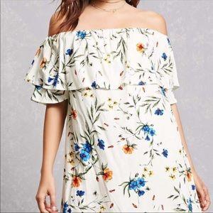 Dresses & Skirts - Tassel N Lace Floral Dress